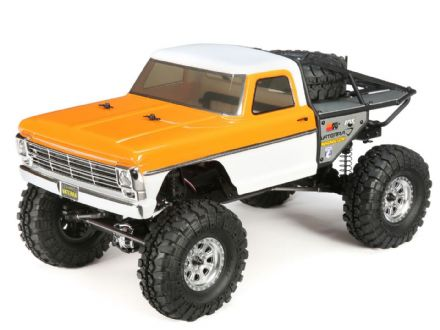 Vaterra C-VTR03093 1968 Ford F-100 Ascender Bind and Drive: 1/10 4WD